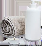 zen bougie huile de massage bio Ayurveda